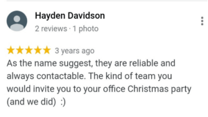 customer review3